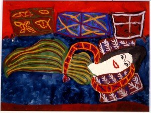 baya03-Femme-aux-trois-tapis
