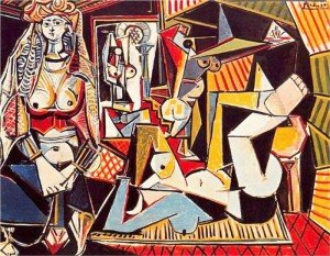 B01.Picasso_Femmes_Alger_1965_versionO