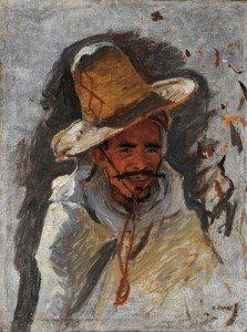 K21.Portrait-d-homme-au-chapeau-de-paille