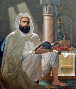 10.Abdelkader-Méditant