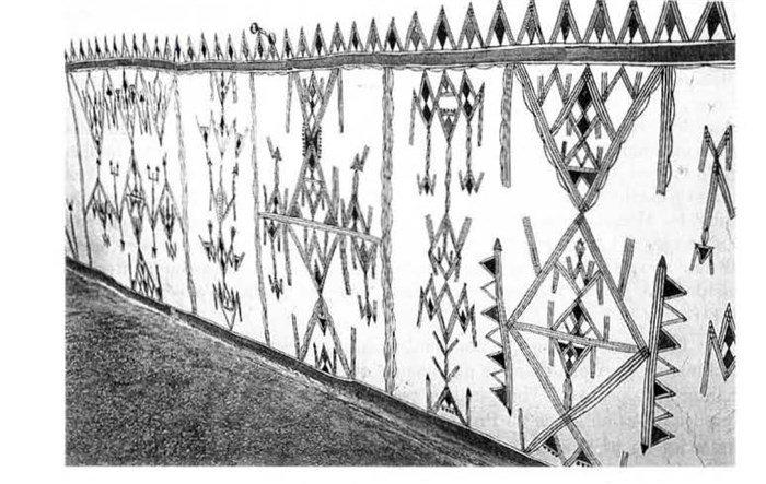 Artisanat Berbere Signes Et Symboles Part 2 Murs Tapis Tatouages Bijoux Chroniquesalgeriennes