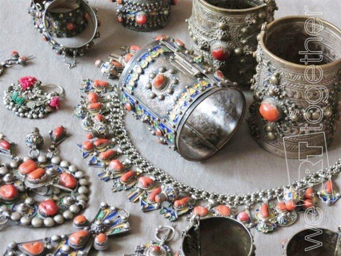 Artisanat berb re signes et symboles part 2 murs for Decoration kabyle