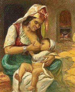 B9.femme_allaitant
