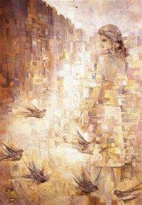 A04.femme_au_pigeon